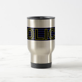 POLICE 3 Travel Mug