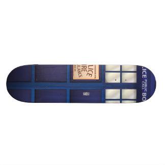 Police Call Box Skateboards