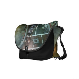 Police Car Courier Bags
