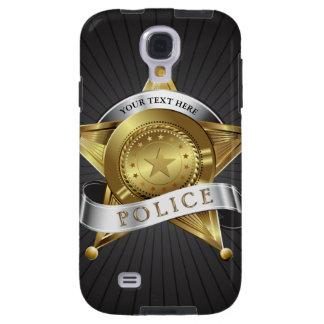 Police Cop Security Badge