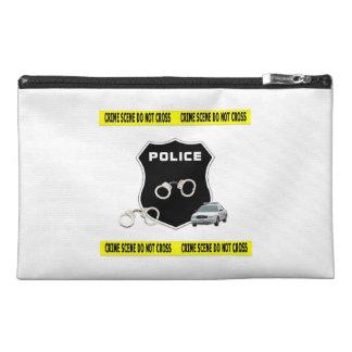 Police Crime Scene Travel Accessories Bags
