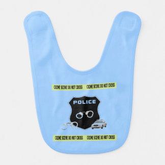 Police Crime Scene Bib