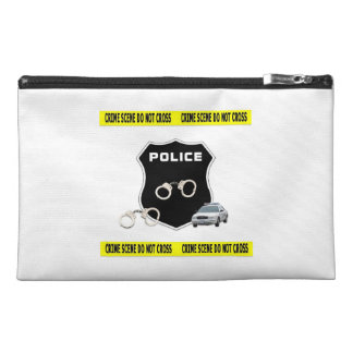 Police Crime Scene Travel Accessories Bags