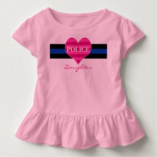 Police Daughter TODDLER Toddler T-shirt