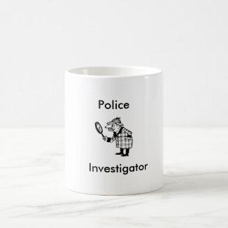 Police Detective Mug