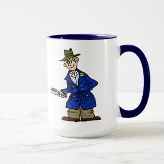 Police Detective or Private Eye Coffee Mug