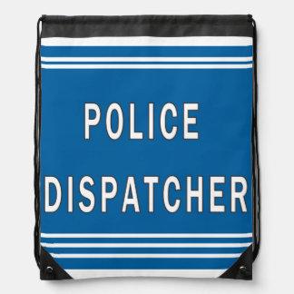 Police Dispatcher Backpacks