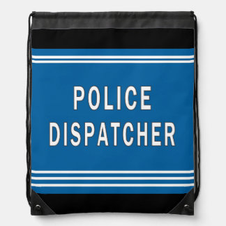 Police Dispatcher Backpack