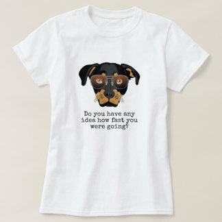 Police Dog Humorous Shirt