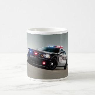 Police Doge Charger Mug