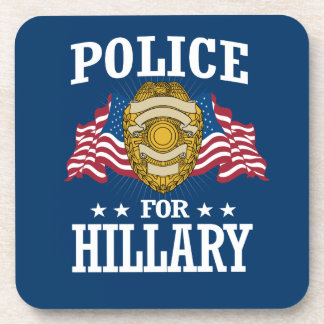 POLICE FOR HILLARY COASTERS
