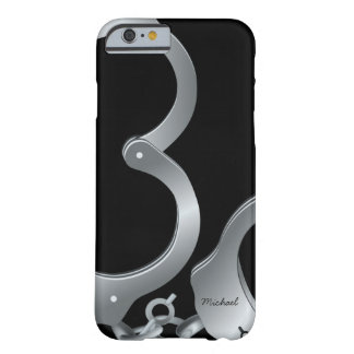 Police Handcuff Funny iPhone 6 case Barely There iPhone 6 Case
