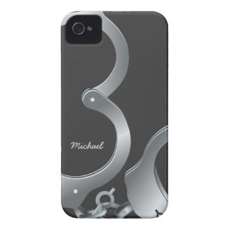Police Handcuff iPhone 4 Cover