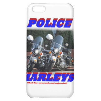 Police Harleys iPhone 5C Cover