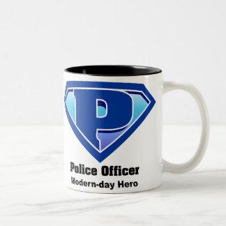 Police Hero Mug