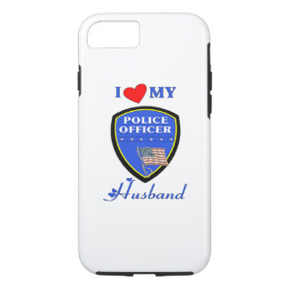 Police Husband Love iPhone 8/7 Case