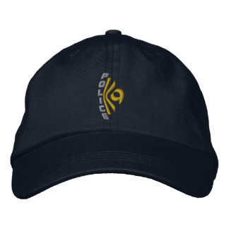 Police K9 Embroidered Hat
