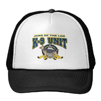 Police K-9 Unit Trucker Hat