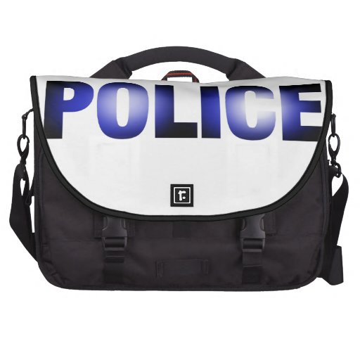 Police Laptop Bags