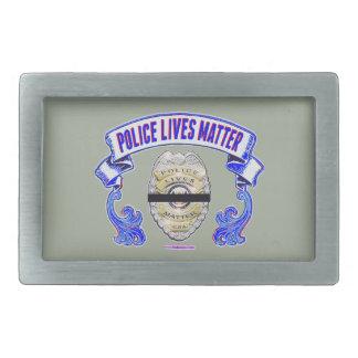 Police_Lives_Matter2 Belt Buckle