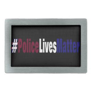 # Police lives matter Belt Buckles