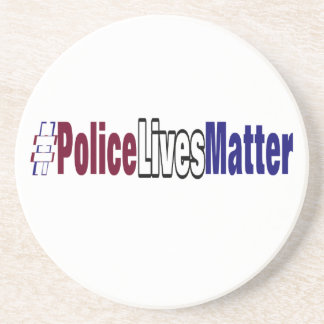 # Police lives matter Beverage Coasters