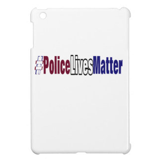 # Police lives matter iPad Mini Cover