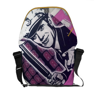 Police Courier Bag