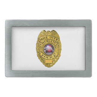Police_Move_Over Belt Buckle