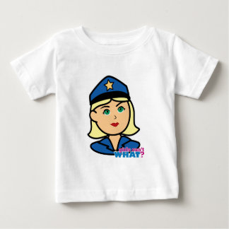 Police Officer Baby T-Shirt