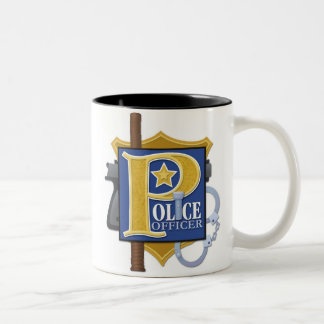 """Police Officer"" Mug"