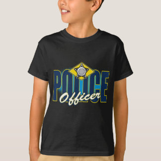 Police Officer Tees