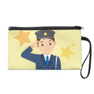 Police Officer Wristlets
