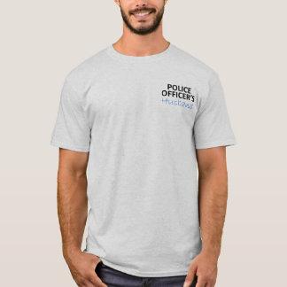 Police Officer's Husband T-Shirt