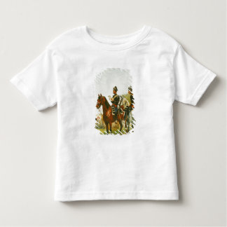 Police Officers on an Inspection Tour T-shirt