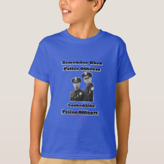 Police Officers T-Shirt