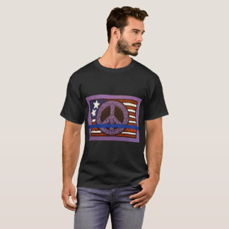 Police Peace T-Shirt