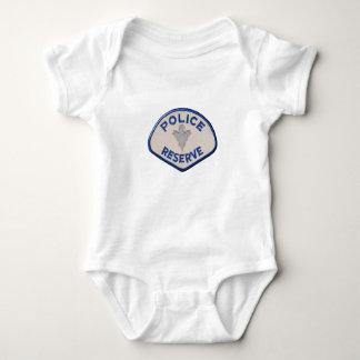Police Reserve Baby Bodysuit