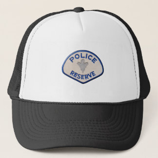 Police Reserve Trucker Hat