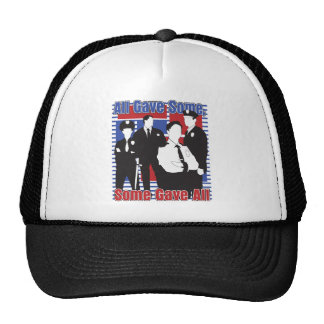 Police Some Gave All Trucker Hat