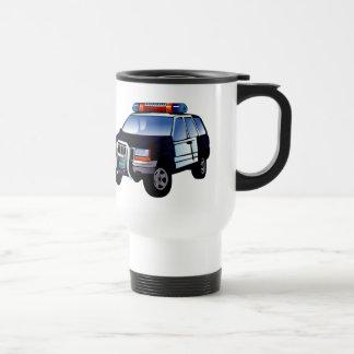 Police Sport Utility Vehicle (SUV) Travel Mug