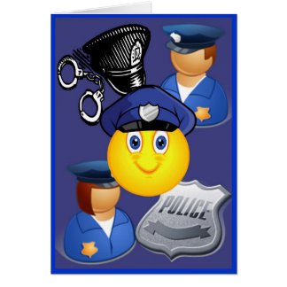 Police Week Greeting Card 4