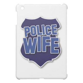 police wife case for the iPad mini