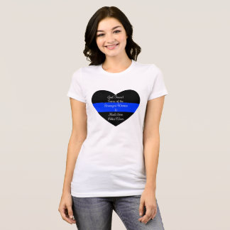 Police Wives T-Shirt