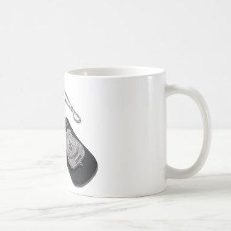 PoliceBadgeLeatherHolder120911 Coffee Mug