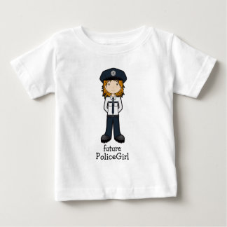PoliceGirl T Shirts
