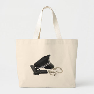 PolicemanKit081609 Large Tote Bag