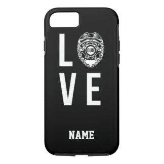 """""""Policemen"""" iPhone 7 TOUGH CASE"""