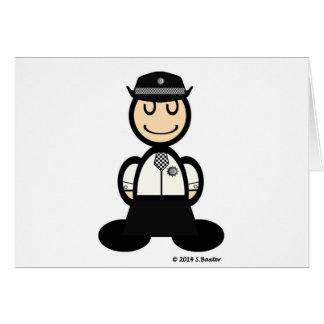 Policewoman (plain) card