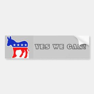 Polictical Bumper Sticker